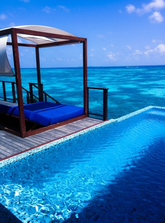 In-Villa Private Pool and Day Bed