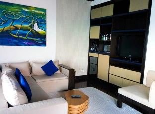 TV Lounge with Mini-Bar