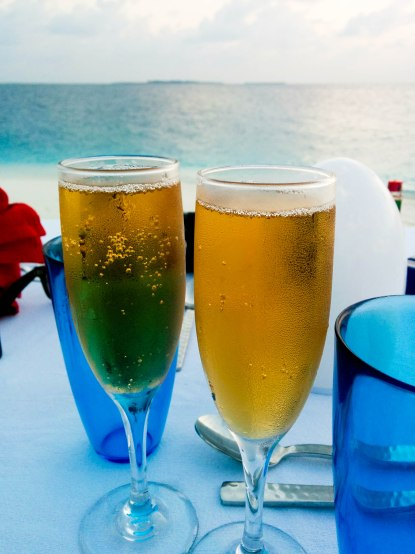 Cool Beverages to Soak in the View