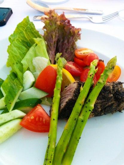 Freshly Prepared Salad