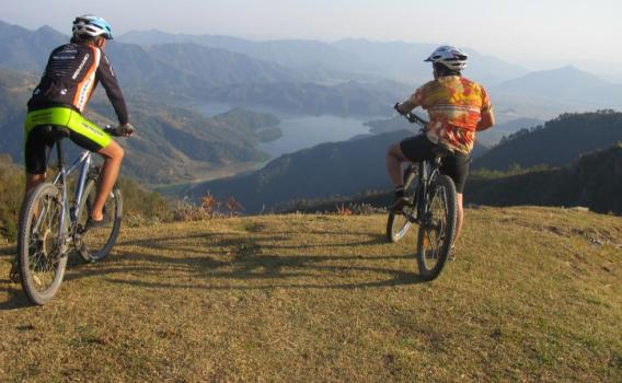 cycle tours in pokhara nepal