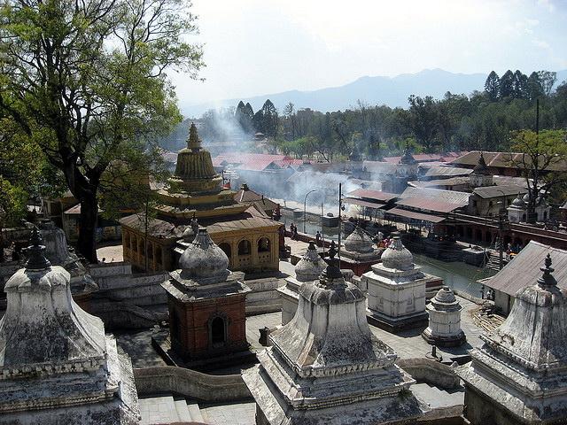 Kathmandu-Pashupatinath-complex