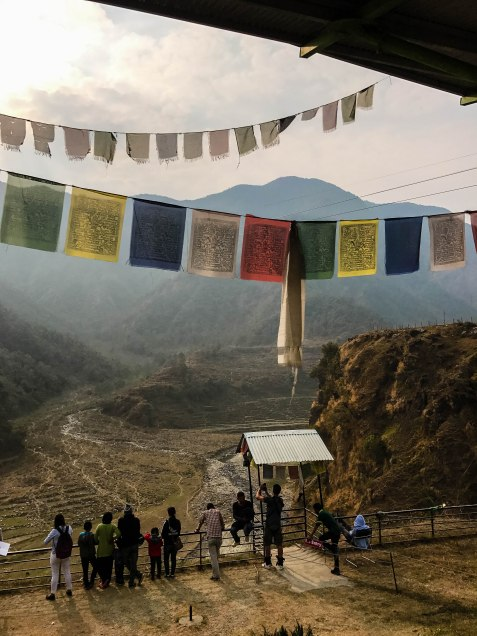 zipline pokhara landing site