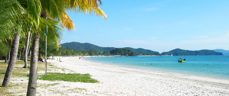 Pentai Cenang Beach