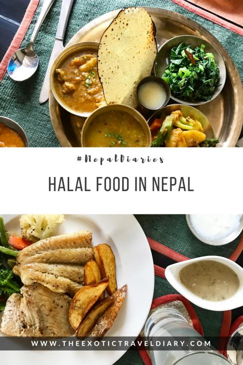 halal food nepal