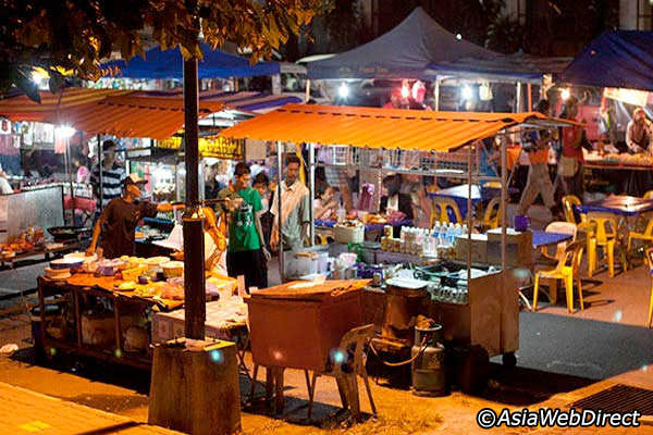 night markets langkawi