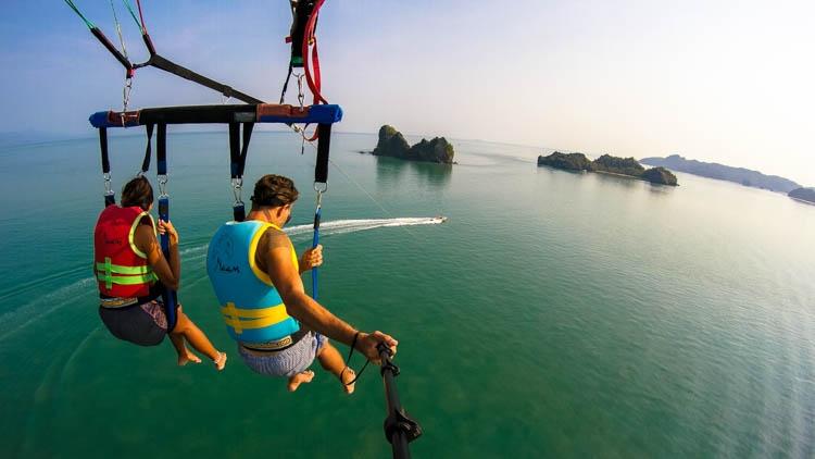 parasailing langkawi