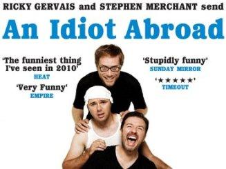 an idiot