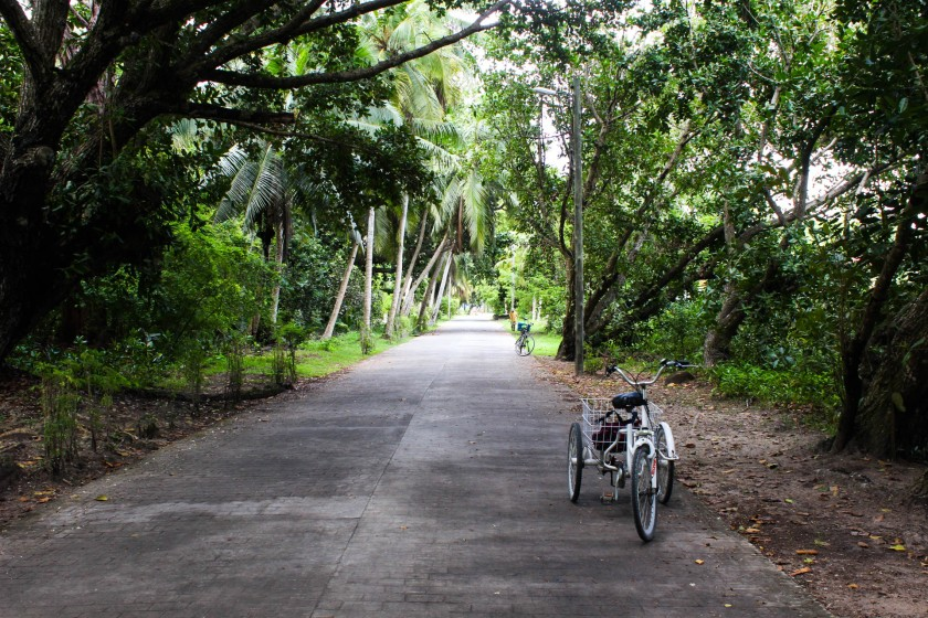 ladigue bike bicycle seychelles