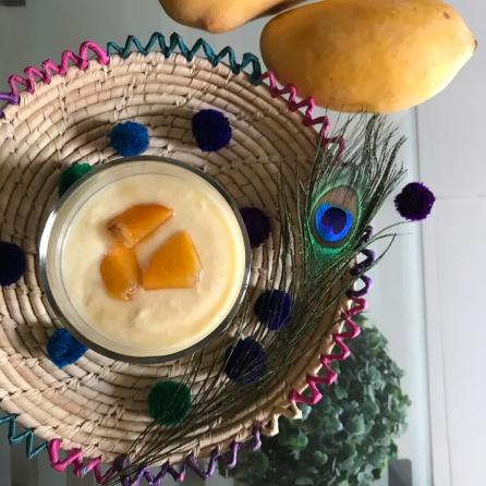 mango yogurt