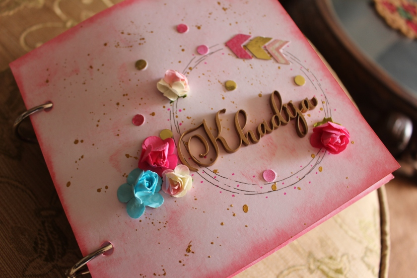 Scrapbooks by Doodlebug