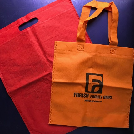 Reusable cloth bags