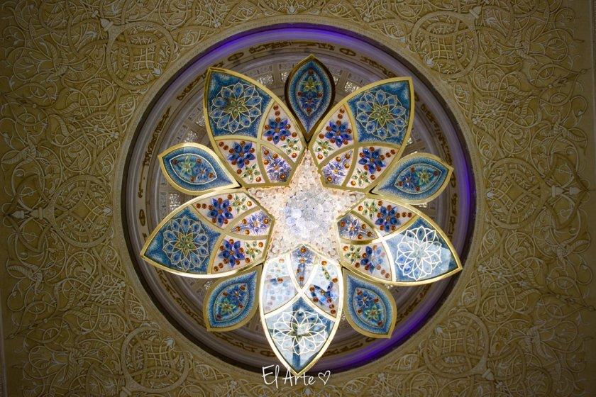 """The Majestic Sheikh Zayed Mosque"" - Photo by Tehreem Iqbal"